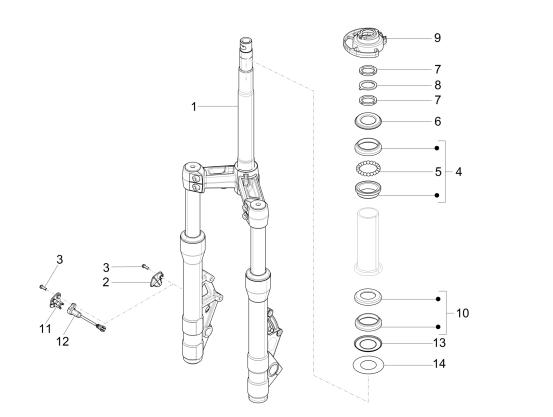 X10 350 4T 4V I.E. E3 2012-2015 (APAC, EMEA)
