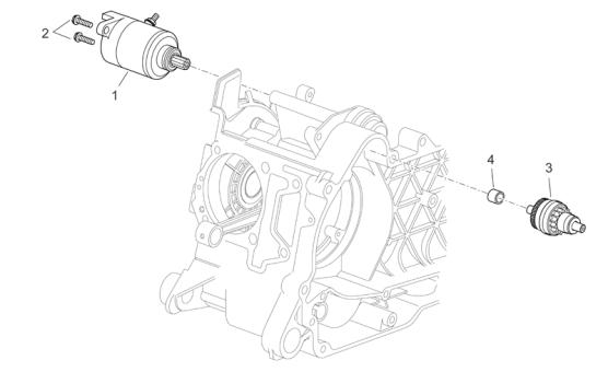Scarabeo 125-250 E2 eng.Piaggio 2004-2006 EMEA