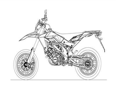 RXV-SXV 450-550 2006-2007