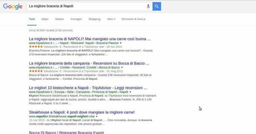 La migliore braceria Napoli Bocca di Bacco Cimitile - francescodattolo.it