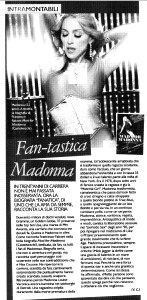 Mad for Madonna, Tu Style