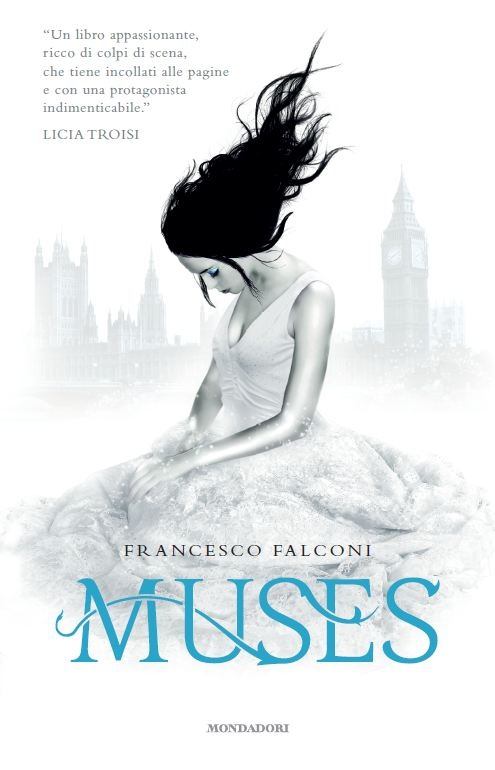 Cover di Muses - Francesco Falconi - Mondadori Editore