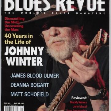 Francesco Garolfi Blues Revue The Blues I Feel