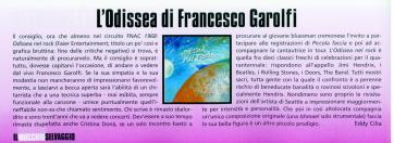 Francesco Garolfi Il Mucchio Selvaggio 1968 Odissea nel Rock