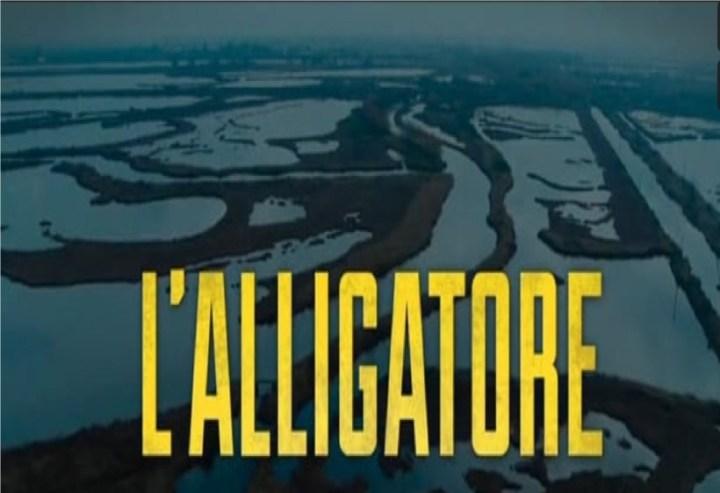 L'Alligatore Rai 2 Rai Play fiction Massimo Carlotto Francesco Garolfi