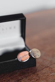 Cuff-links | Villa la palagina resort