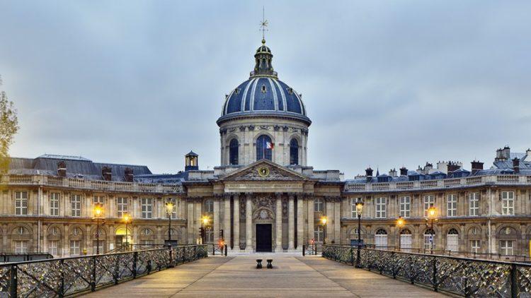 Academia francesa en Paris