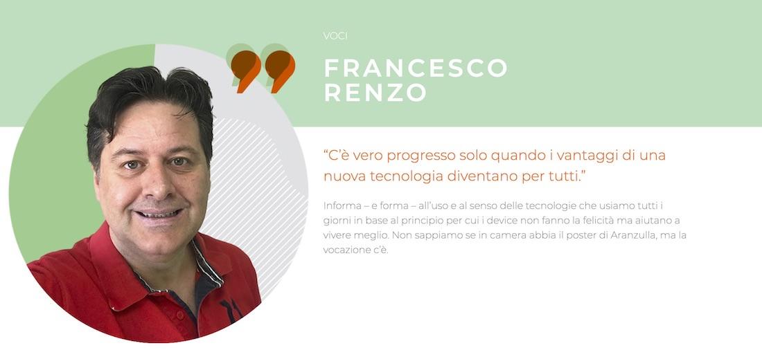 Radio Activa Francesco Renzo