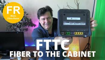 FTTC fiber to the cabinet