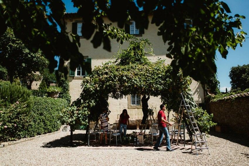 get married in Cortona Villa wedding photography