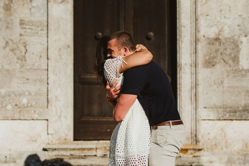 Wedding proposal inspiration pontaneous natural wedding photogra