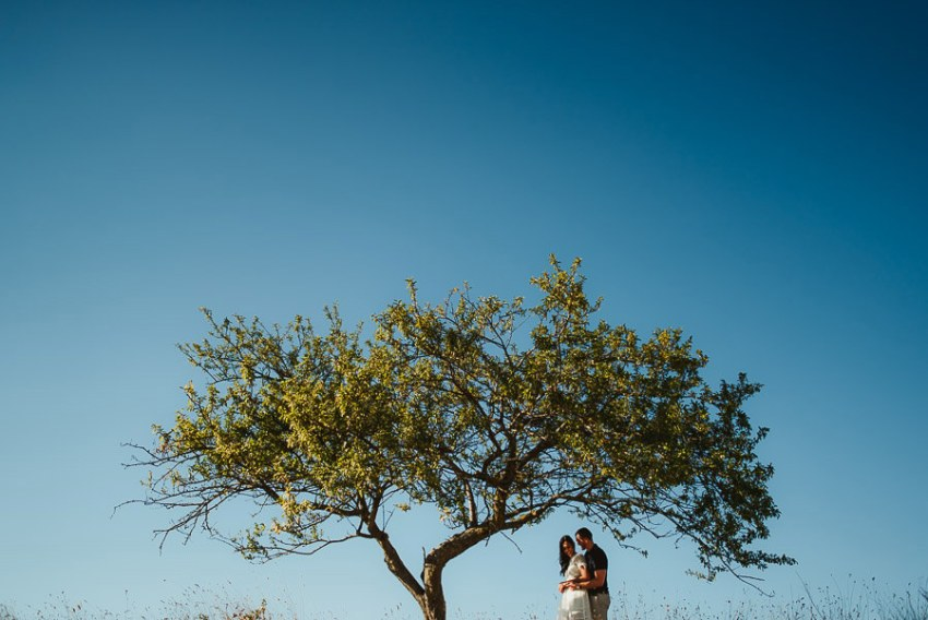 Wedding proposal inspiration artistic fashionable photography in