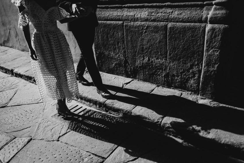 Pre Wedding Photography Italy Tuscany walking city lifestyle pho
