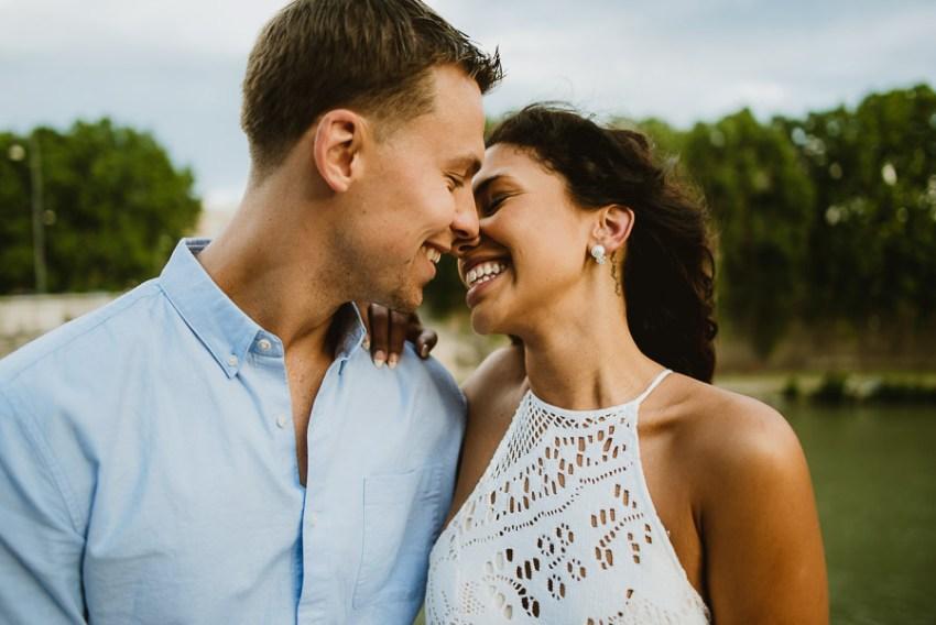 wedding photographer rome romantic couple session vaticano
