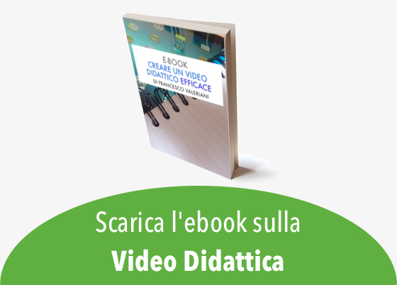 ebook video didattica