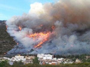 Incendio Simat Barxeta. Blog Francesc Romeu