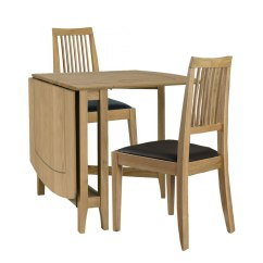 Gateleg Table With Chairs Rocking At Cracker Barrel Dining Sets