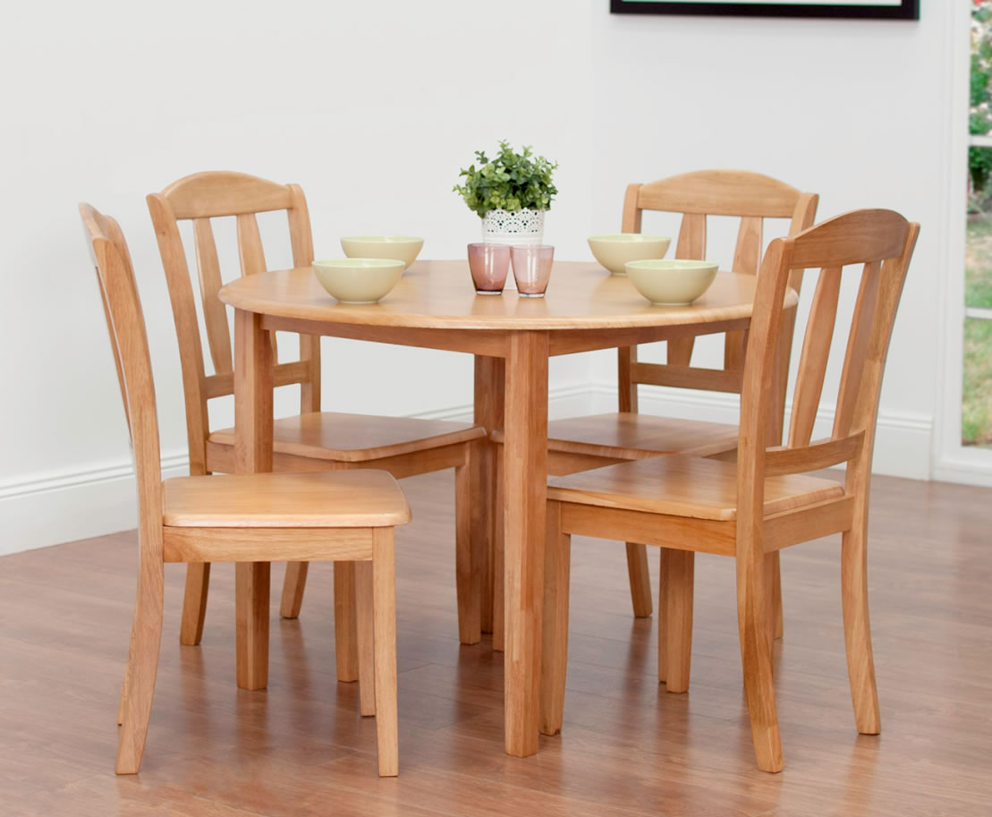 oak kitchen table and chairs pop up electrical outlet counter sutton square