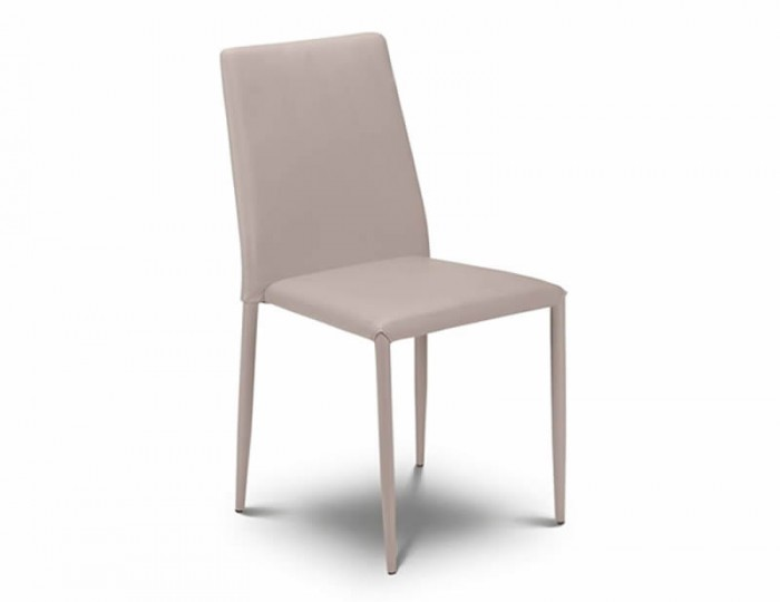 stacking dining chairs uk most expensive lazy boy chair jazz stone faux delivery