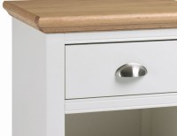 Hampstead Two-Tone Nightstands - UK delivery