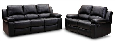 leather vs fabric sofa cats 3 pc convertible sectional bed with storage pros and cons of buying a frances hunt sofas