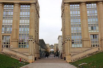 MontpellierQuartier Antigone France Guide touristique