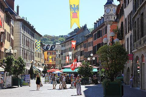 Chambery, France