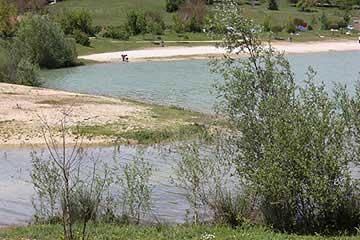 Lac de Pombonne