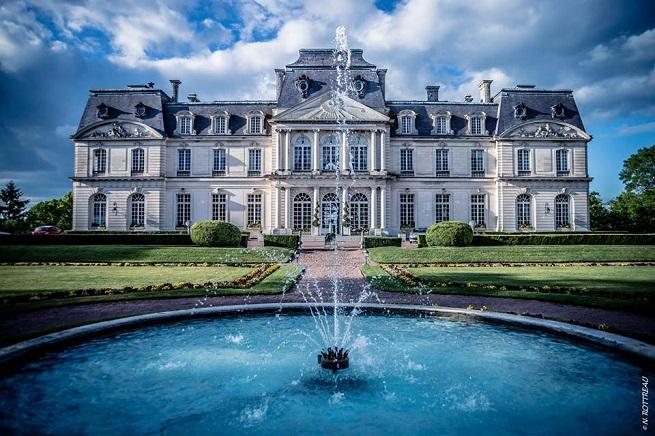 Chteau dArtigny A Belle poque Vision in the Loire Valley