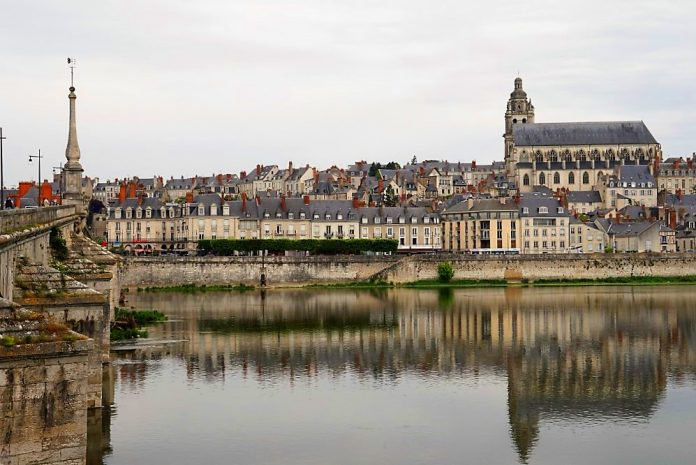 blois the chateau inspiration