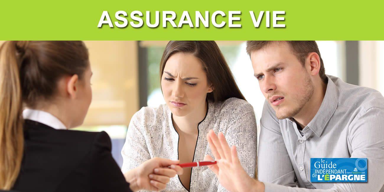 Les contrats d'assurance-vie les plus mauvais sont à 90%