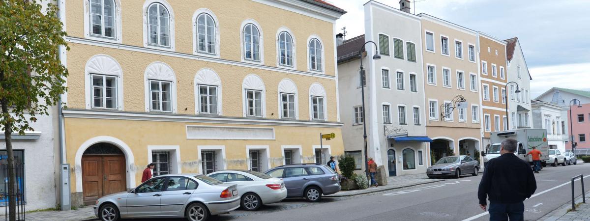 La Maison Natale DAdolf Hitler Peine Trouver Des Locataires