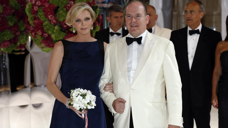 Charlne de Monaco a accouch dune fille Gabriella et dun garon Jacques