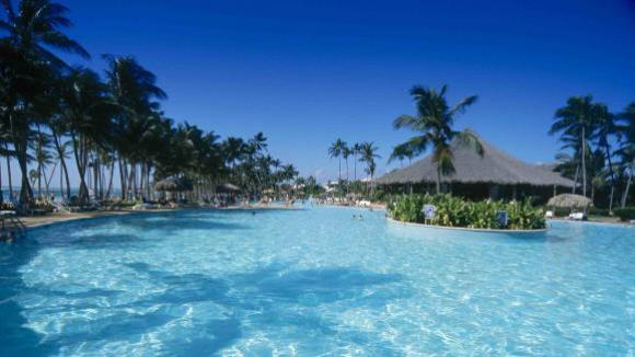 Un village du Club Med àPunta Cana (République dominicaine).