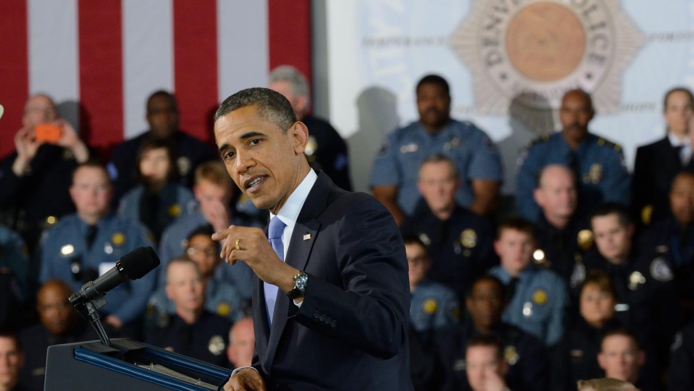 Barack Obama sur les armes  feu  Chaque jour que nous attendons