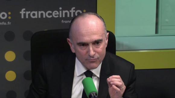 Jean-Pierre Denis est le président du Crédit Mutuel Arkea.