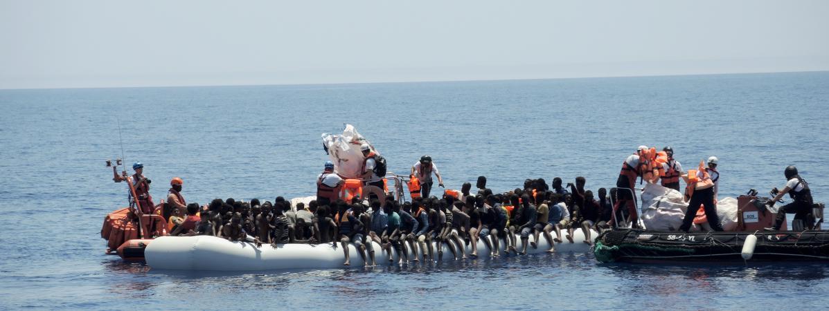 Lybien verweigert jetzt den Zugang zu seinen Hoheitsgewässern!