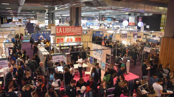 Les salons de lEtudiant et lAventure des Mtiers porte de Versailles  Paris du 17 au 19