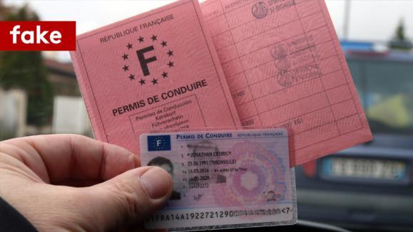 """Résultat de recherche d'images pour """"permis de conduire illimité jusqu'en 2033"""""""