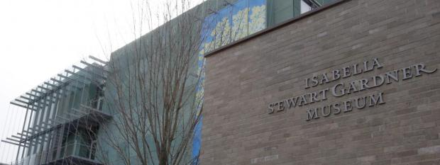 Le musée Isabella Stewart Gardner à Boston (Etats-Unis), le 18 mars 2013.
