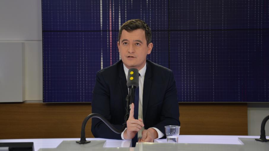 Suppressions de postes de fonctionnaires  pour Grald Darmanin il va falloir revoir les