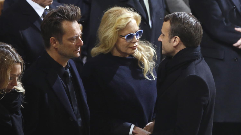 Hritage de Johnny Hallyday  Sylvie Vartan est consterne par les fausses informations sur