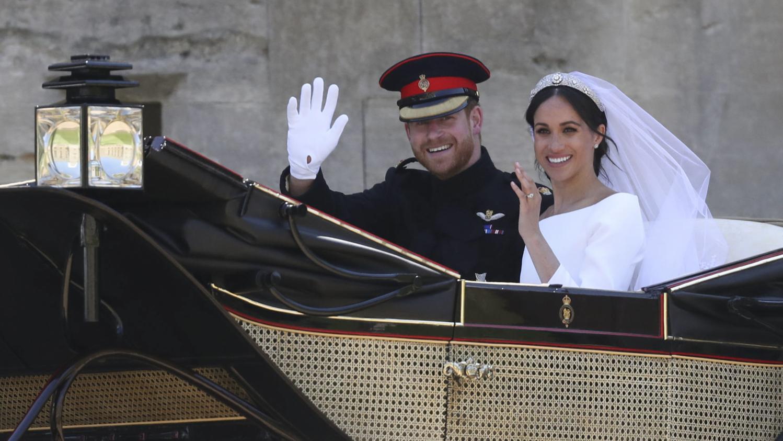 Meghan et Harry  vent nouveau sur la famille royale