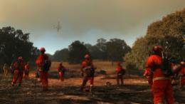 États-Unis : la souffrance des pompiers