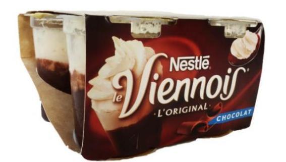 Les Viennois Chocolat de Nestlé.