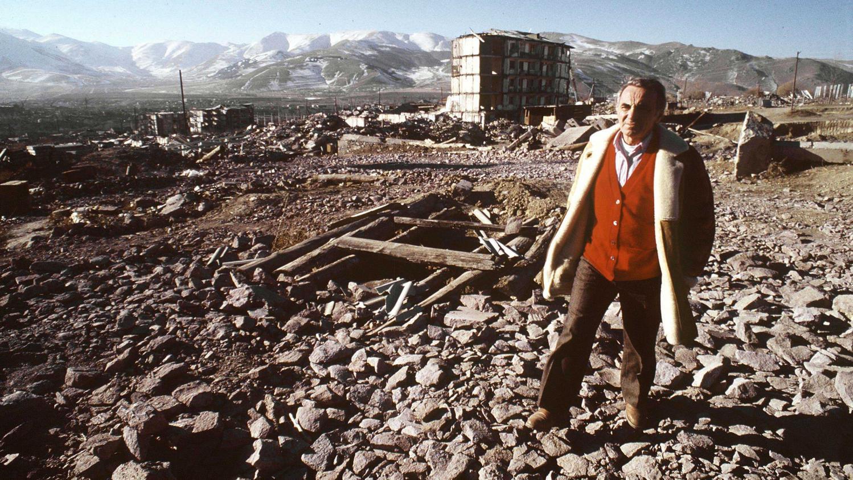 Il ne sest jamais cach dtre armnien  comment Charles Aznavour restait li au pays d