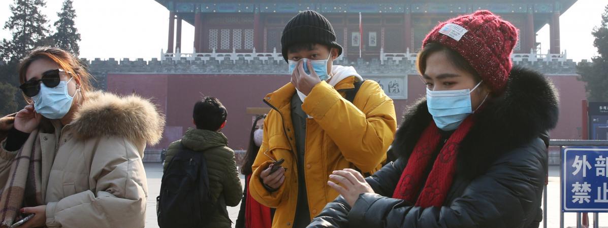 Coronavirus : 41 morts en Chine, le nombre de personnes ...