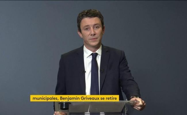 Municipales Benjamin Griveaux Retire Sa Candidature à La