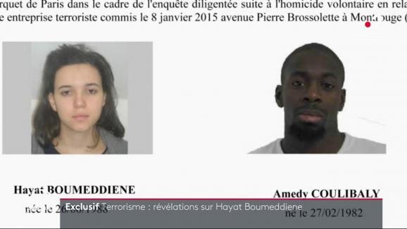 Hayat Boumeddiene est recherchée dans le cadre de l\'enquête sur les attentats de janvier 2015.
