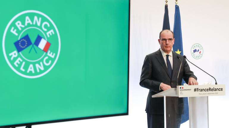 Plan de relance - Jean Castex